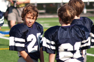 Boys Football & Concussions