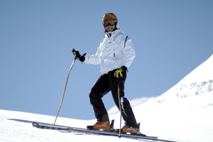 Skiing Orem Chiropractor