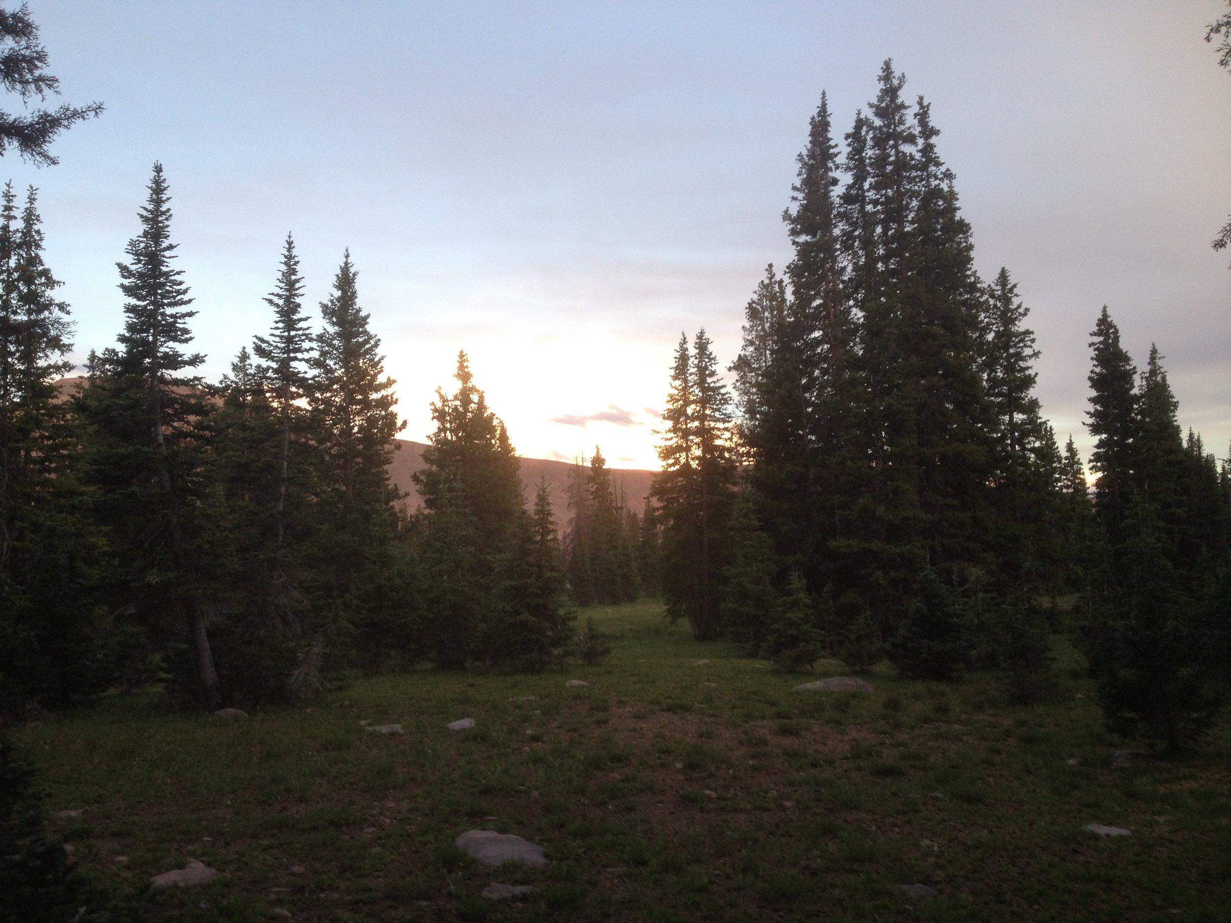 Neck Pain Relief Orem Utah Uinta Mountains