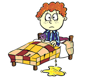 orem bed wetting solutions