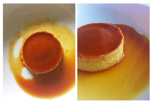 Fall Pumpkin Flan Recipe