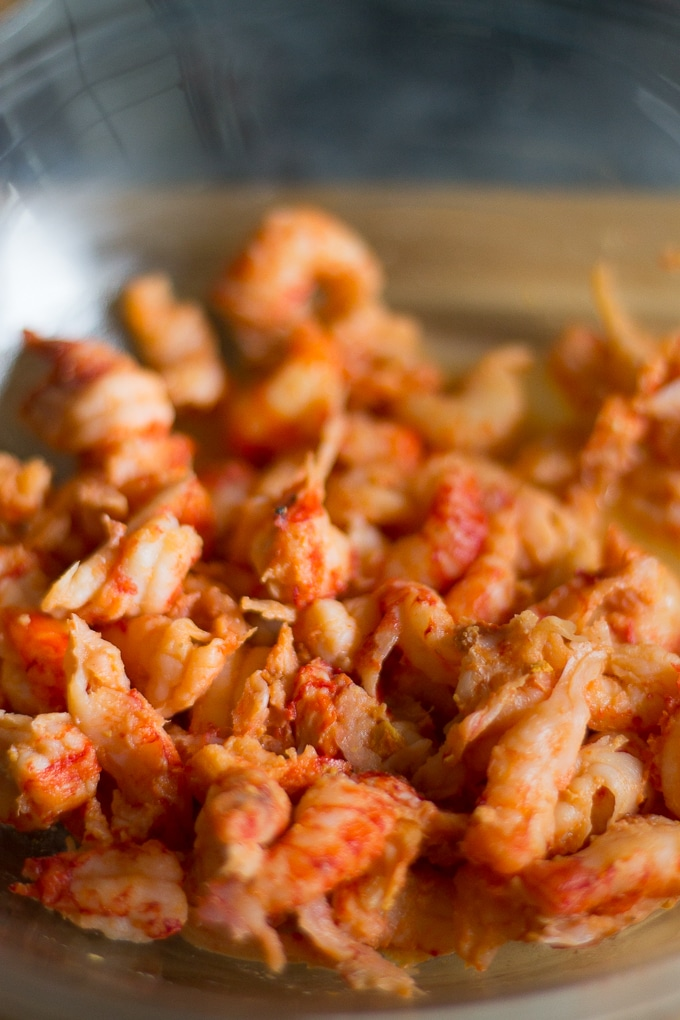 Crawfish Monica Recipe-www.beyondthebayoublog.com