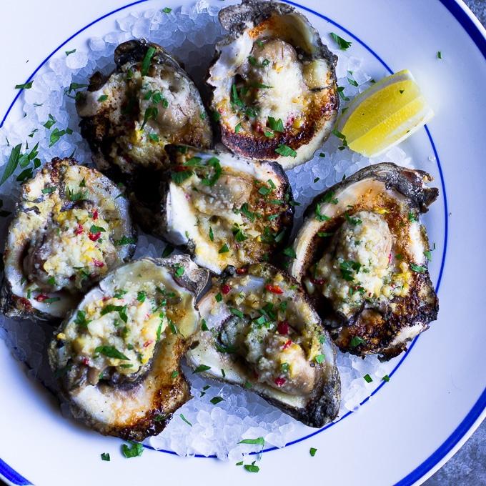 Charrgrilled oysters recipe-www.beyondthebayoublog.com-6