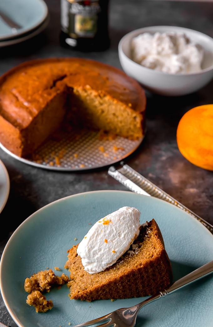 Sweet Potato Olive Cake-www.beyondthebayoublog.com