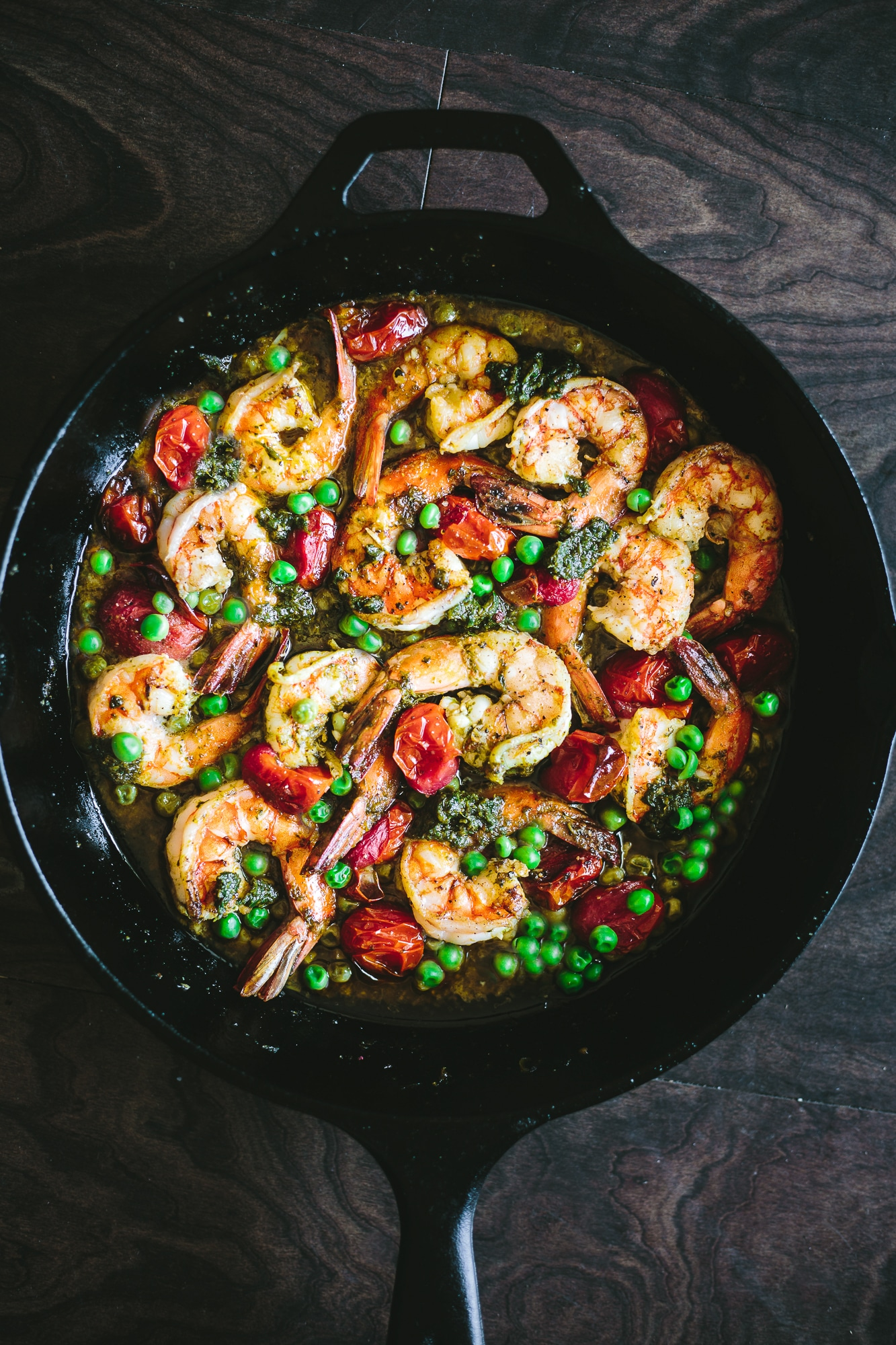 harissa grits and shrimp beyond the bayou