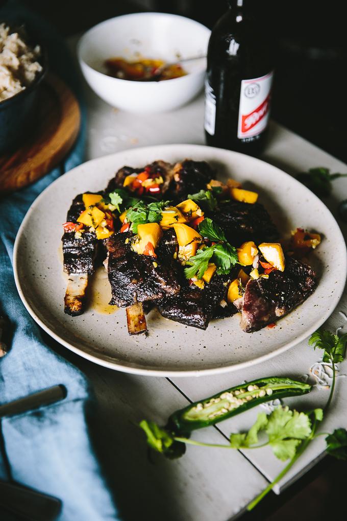 jerk lamb ribs-beyond the bayou blog