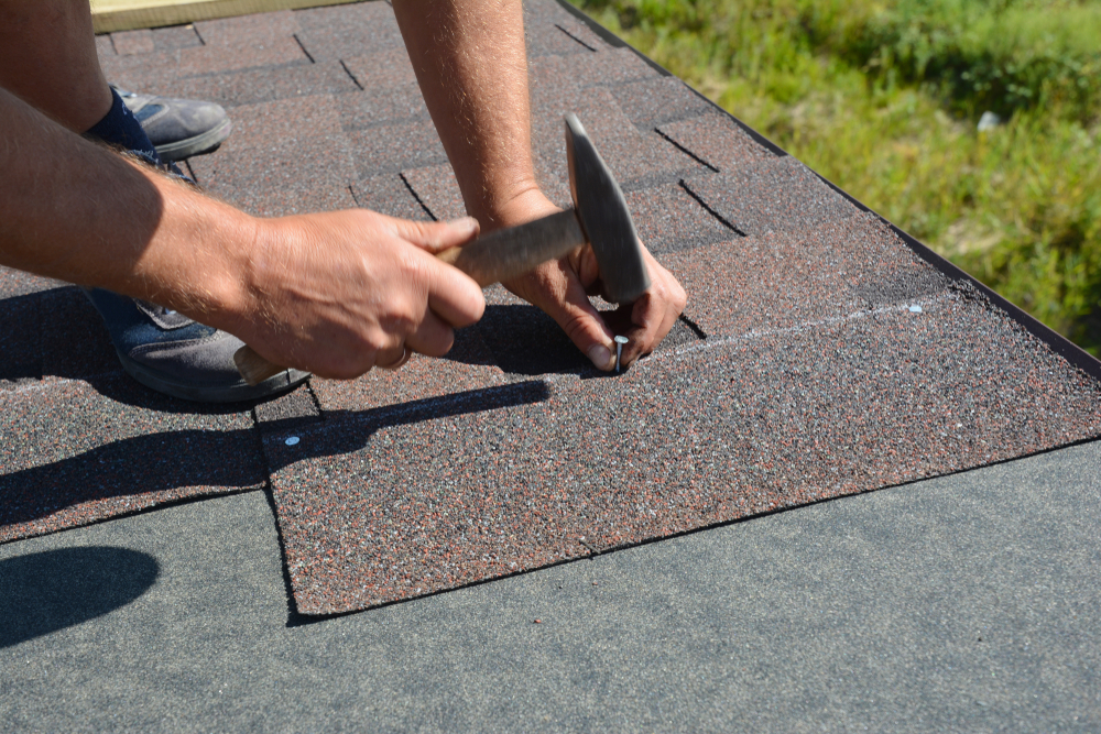 Roof Shingle Repairs Los Angeles