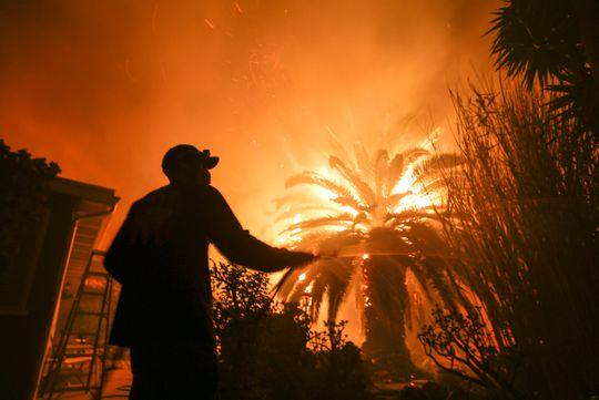 Woosley Fire Rebuilding -