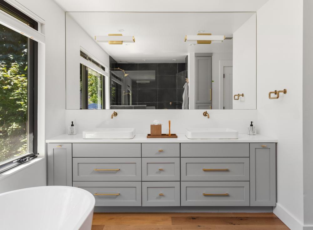 Vanity Design Ideas Bathrooms