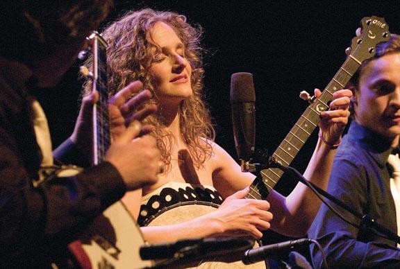 Abigail Washburn: 2011