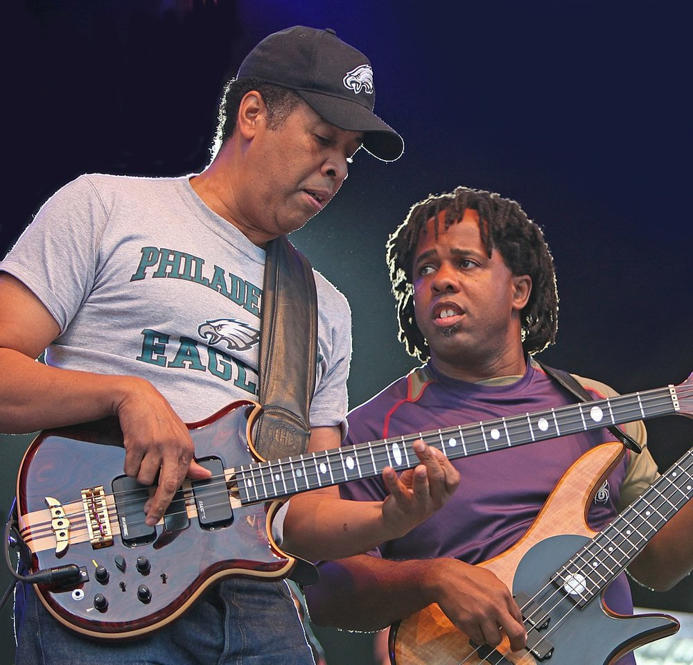 Stanley Clarke and Victor Wooten: 2011