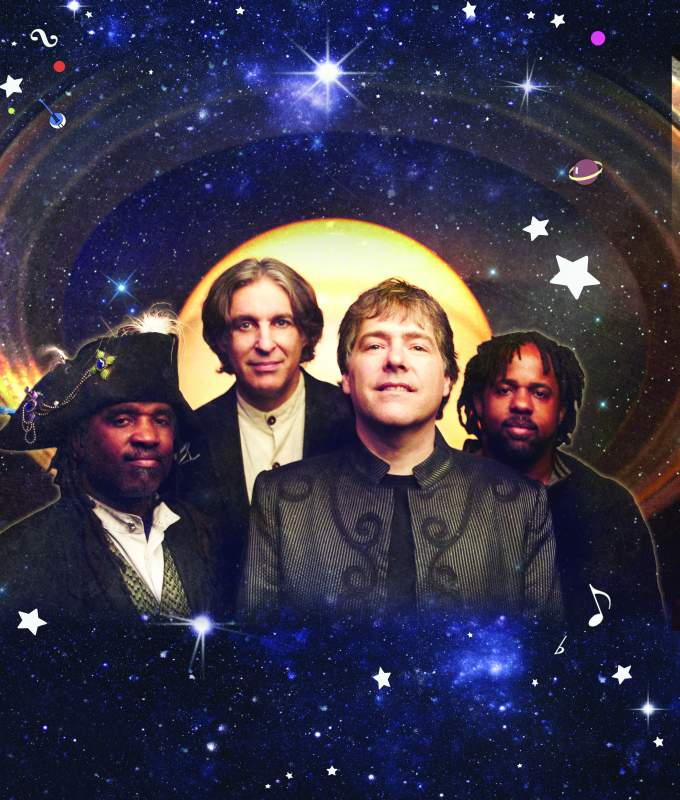 Béla Fleck and the Flecktones: 2012