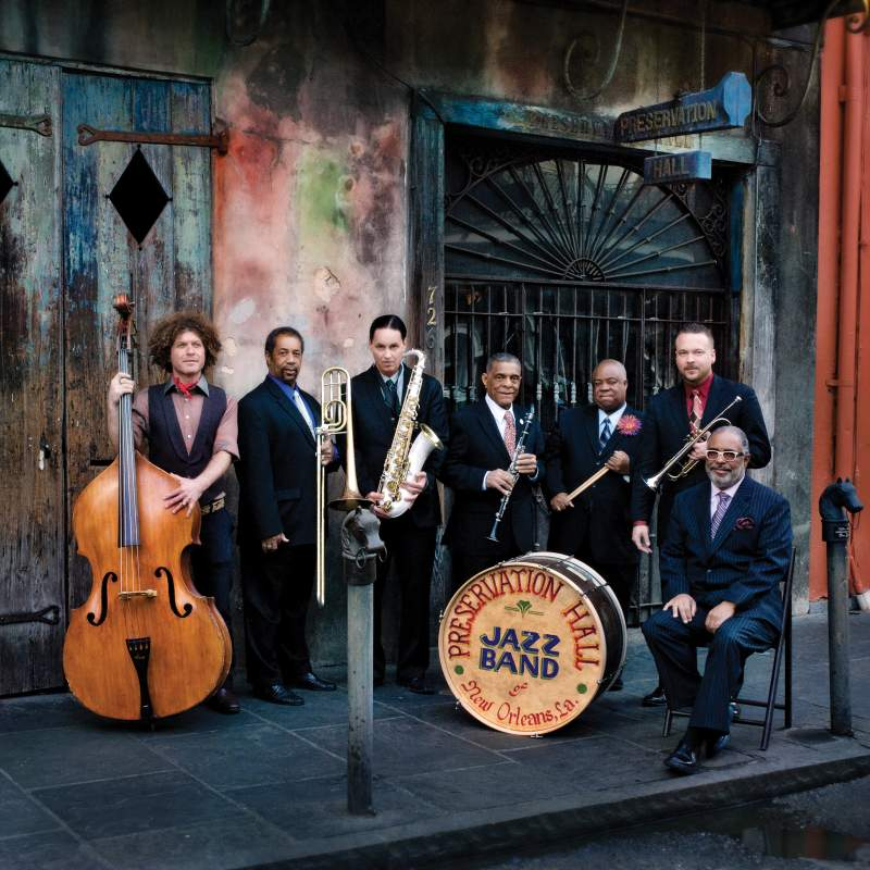 Preservation Hall Jazz Band: 2013