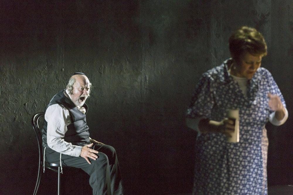 10. 0397 Robert Burt as Menashe, Gundula Hintz as Esther (C) ROH. Photo by Stephen Cummiskey.jpg