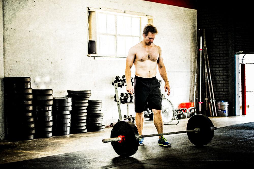 Diesel Athlete: Russ Laing