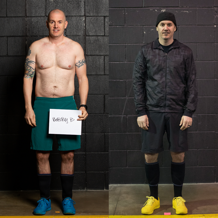 Bobby - Lost 2 lbs Lost 1.10% Body Fat