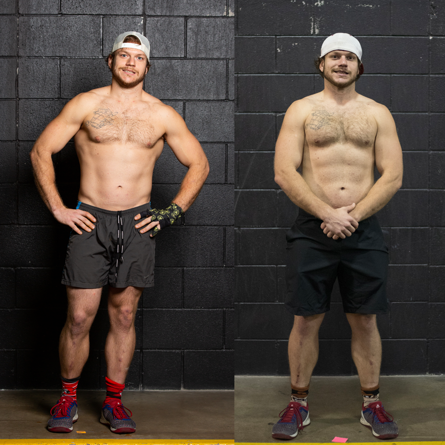 Turbo - Goal was to gain/bulk and get stronger - mission accomplished! Gained 1 lb of Lean Muscle