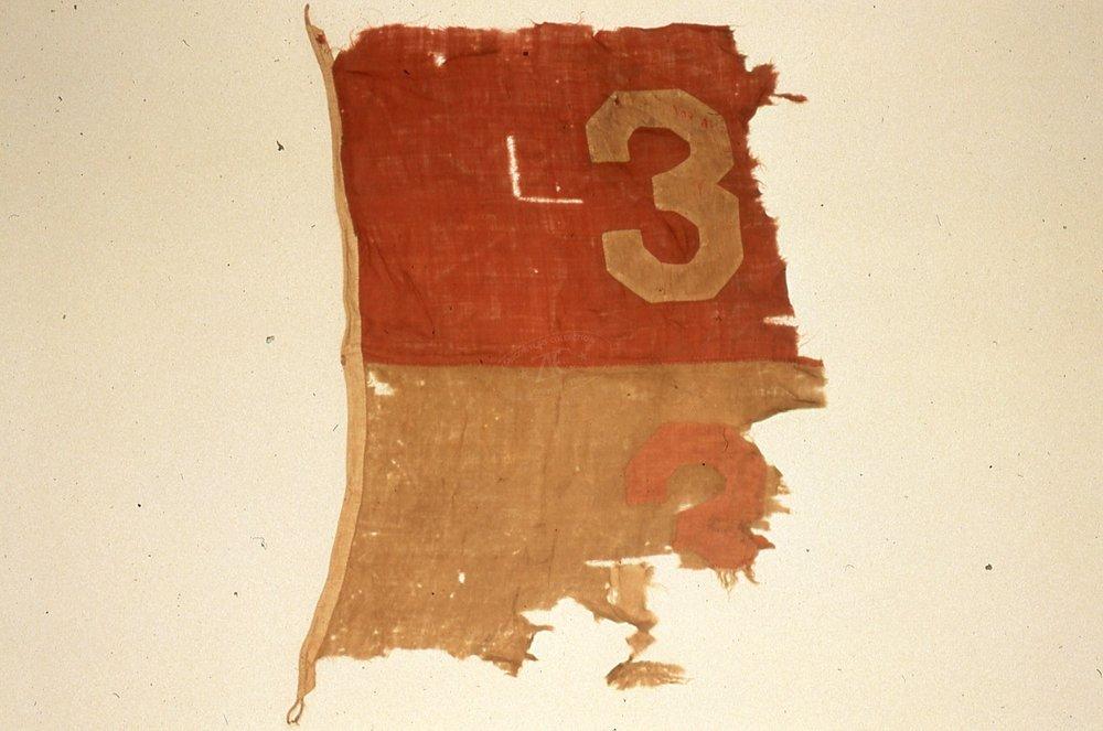 George A. Custer Headquarters Command Flag