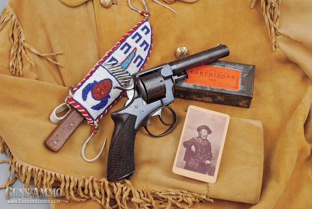 Custer's Last Gun: Webley RIC Revolver