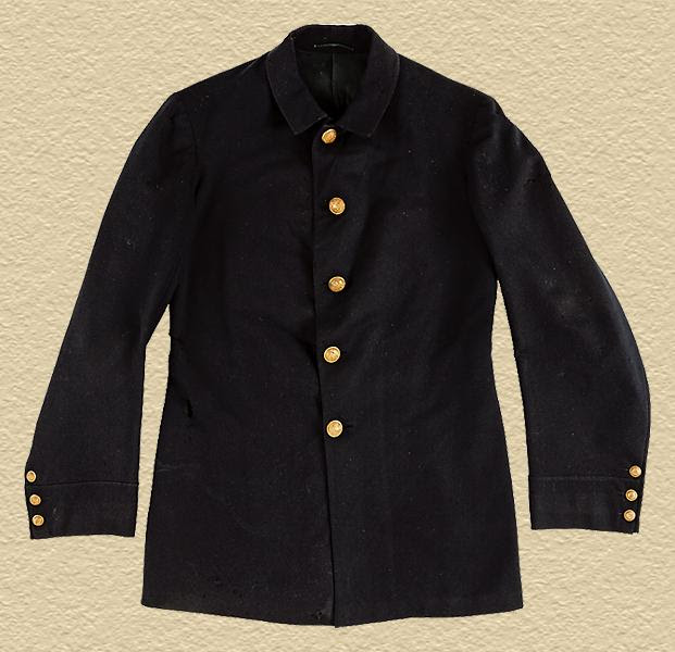 George A. Custer U.S. Cavalry Officer's Blouse