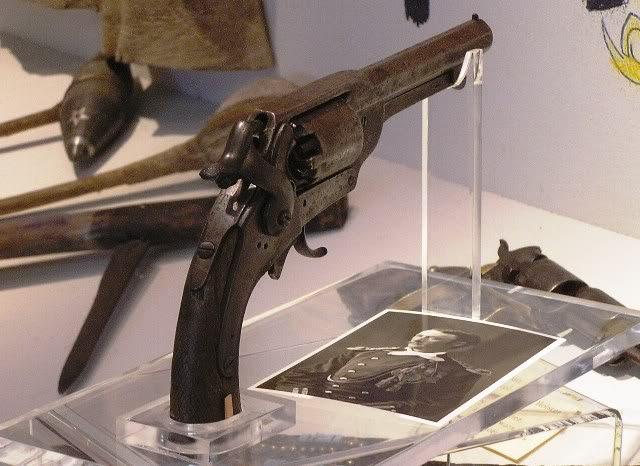 Tom Custer's Kerr Revolver