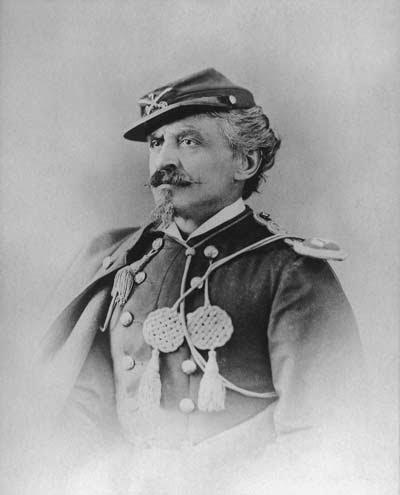 First Lieutenant Charles C. DeRudio