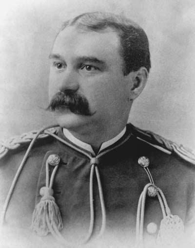 First Lieutenant Francis M. Gibson
