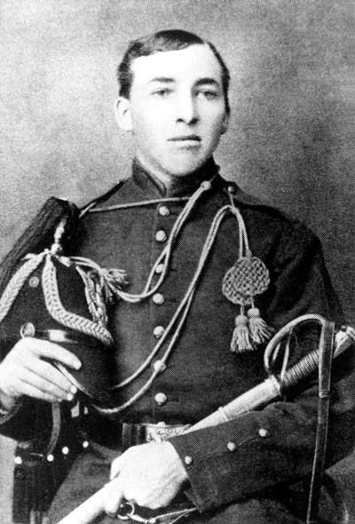 Sergeant Daniel Kanipe