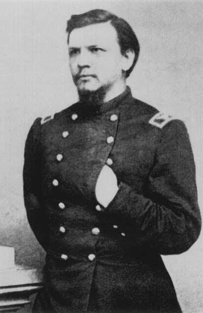 Colonel Lewis Merrill