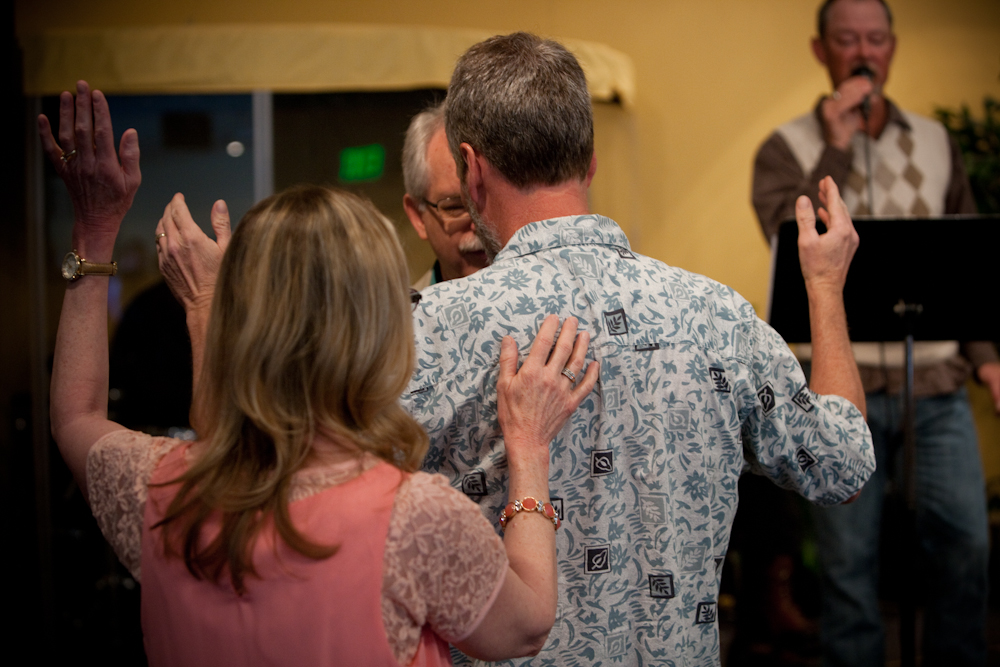 Worship Prayer Service Treasure Valley Worship Center Boise Idaho Church Foursquare
