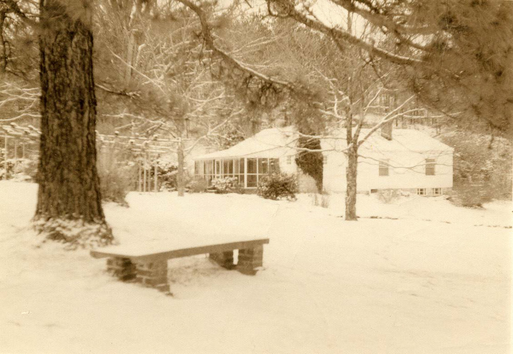 The image above is my Grandfathers house in Mableton Georgia, one of the early images I captured.