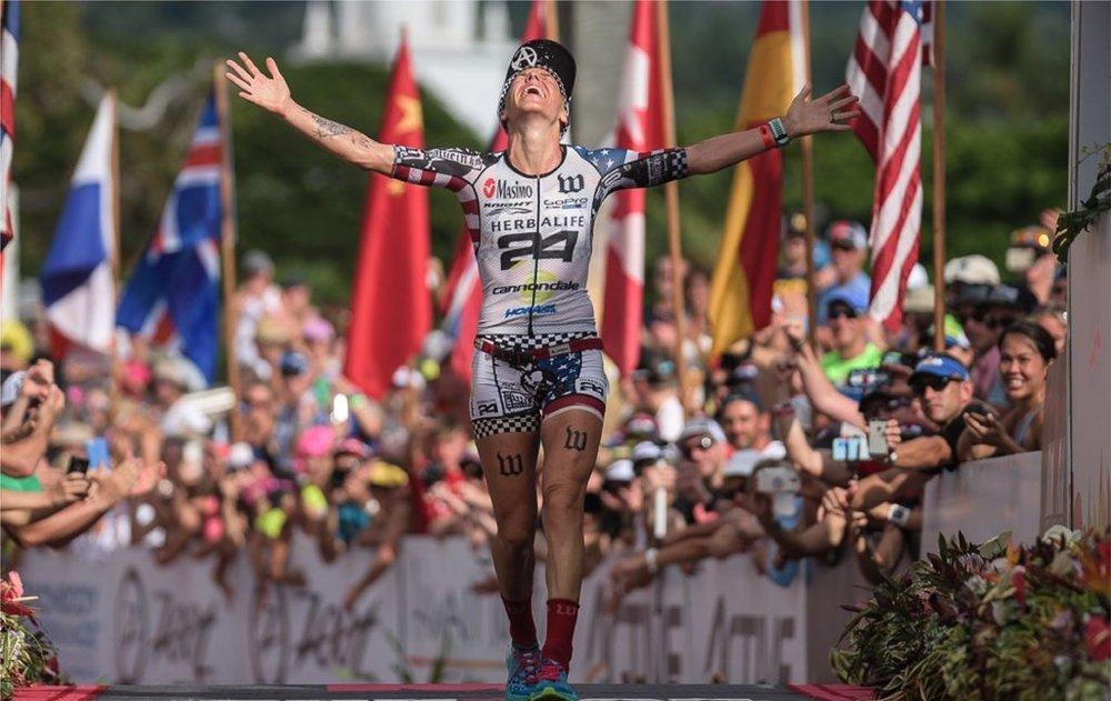 Heather Jackson - Bend local, Zealios athlete and multi-x Ironman Champion.