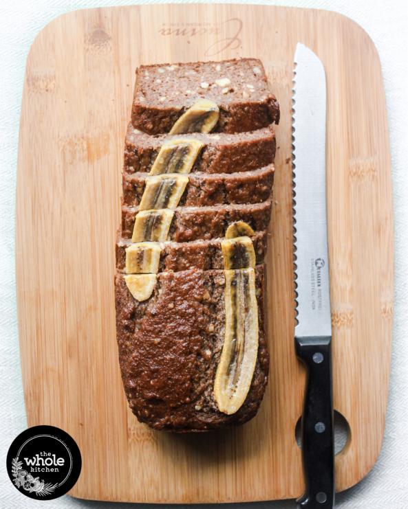 Gluten Free Banana Vanilla Bread Keto Paleo The whole Ktichen1.png