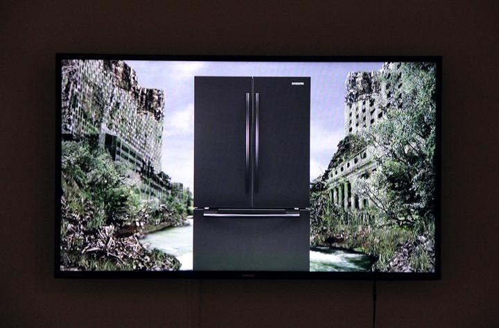 Mark Leckey   GreenScreenRefrigerator  2010 Video 17:10