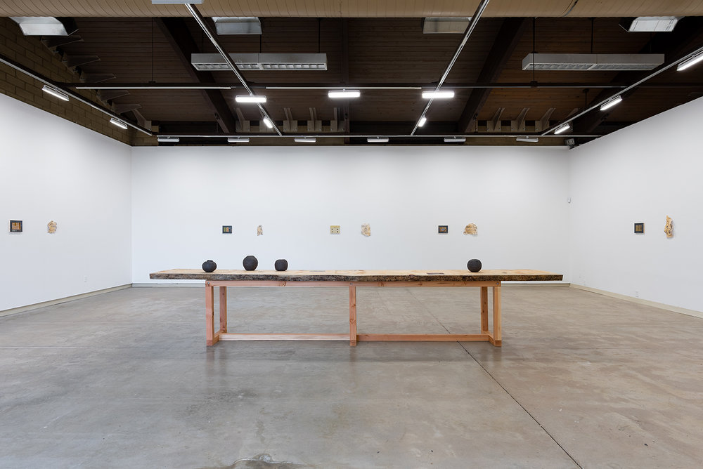 Here is My Name  Installation view