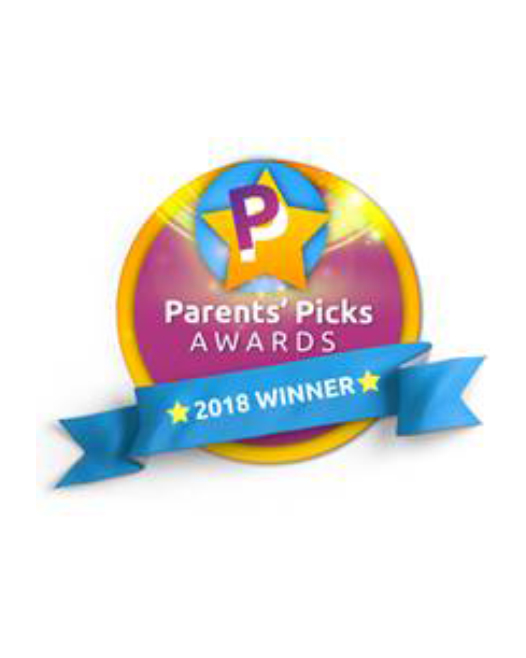 2018 Parents' Picks Awards Winner -