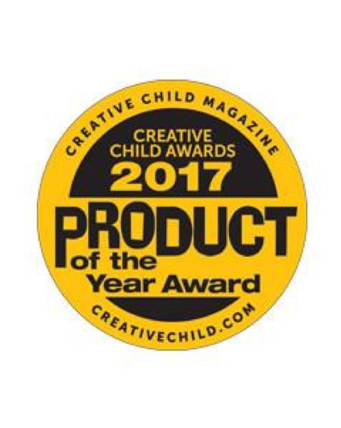 2017 Creative Child Magazine Award -