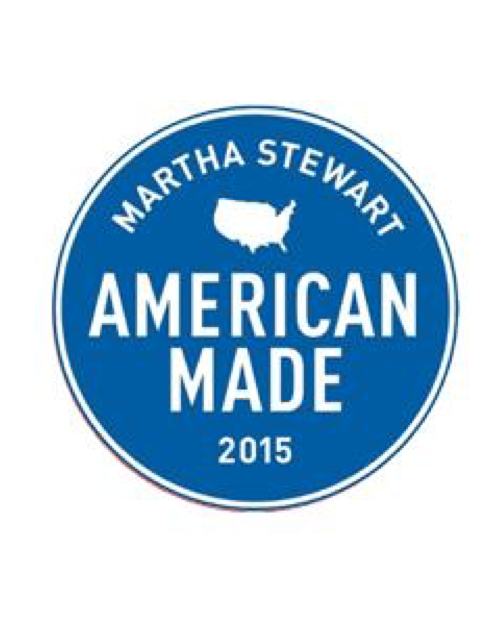 2015 Martha Stewart American Made Awards Style/Beauty Finalist -