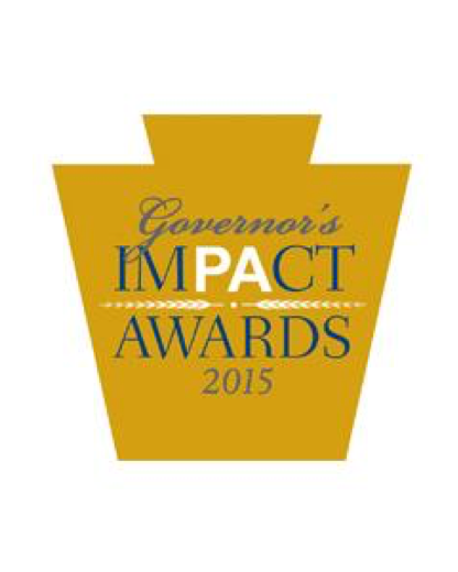 2015 Governor's ImPAct Award for Export -