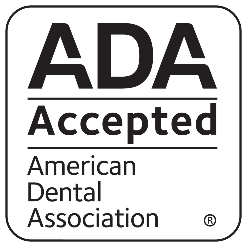 This product is accepted by the American Dental Association (ADA) -