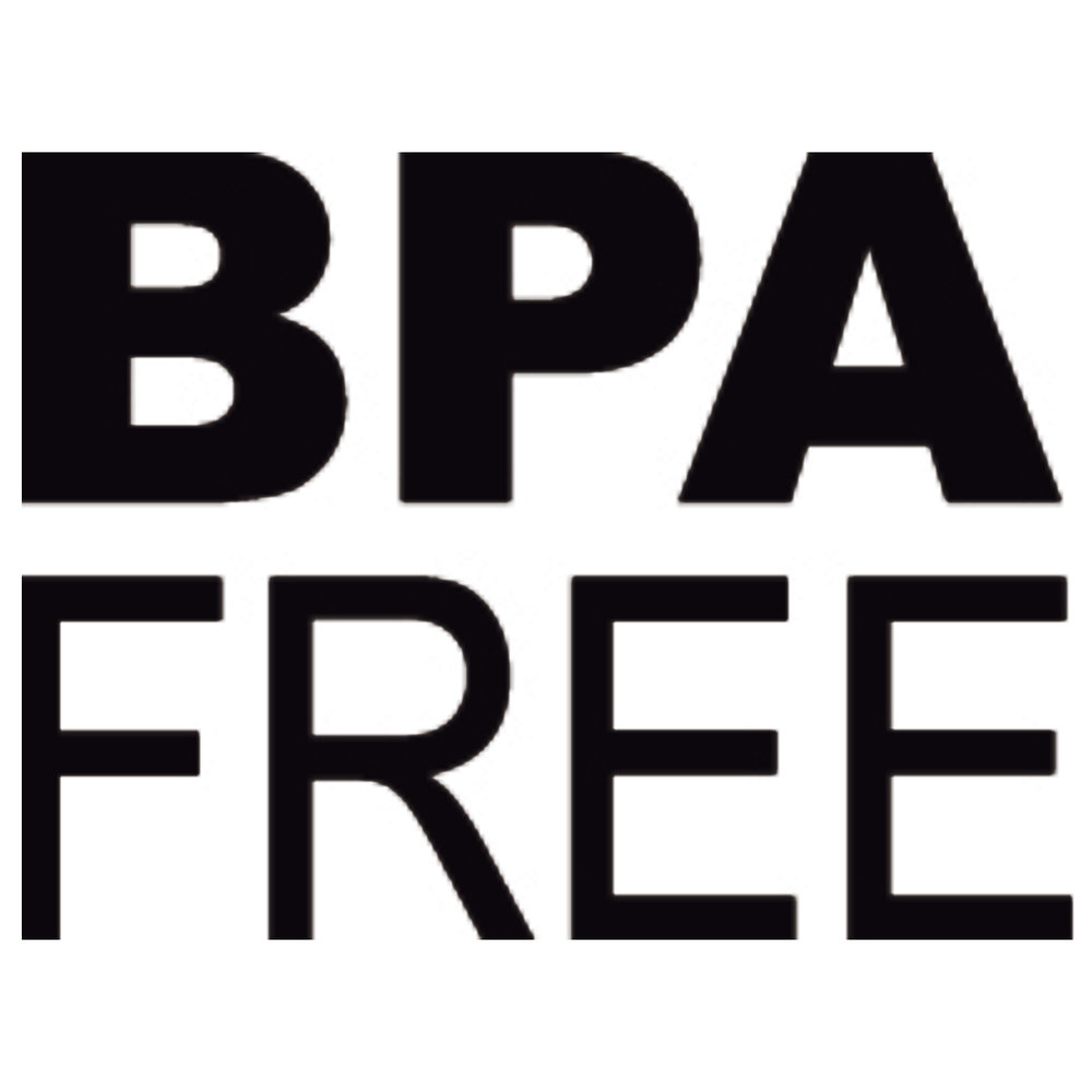 This product is 100% BPA Free -
