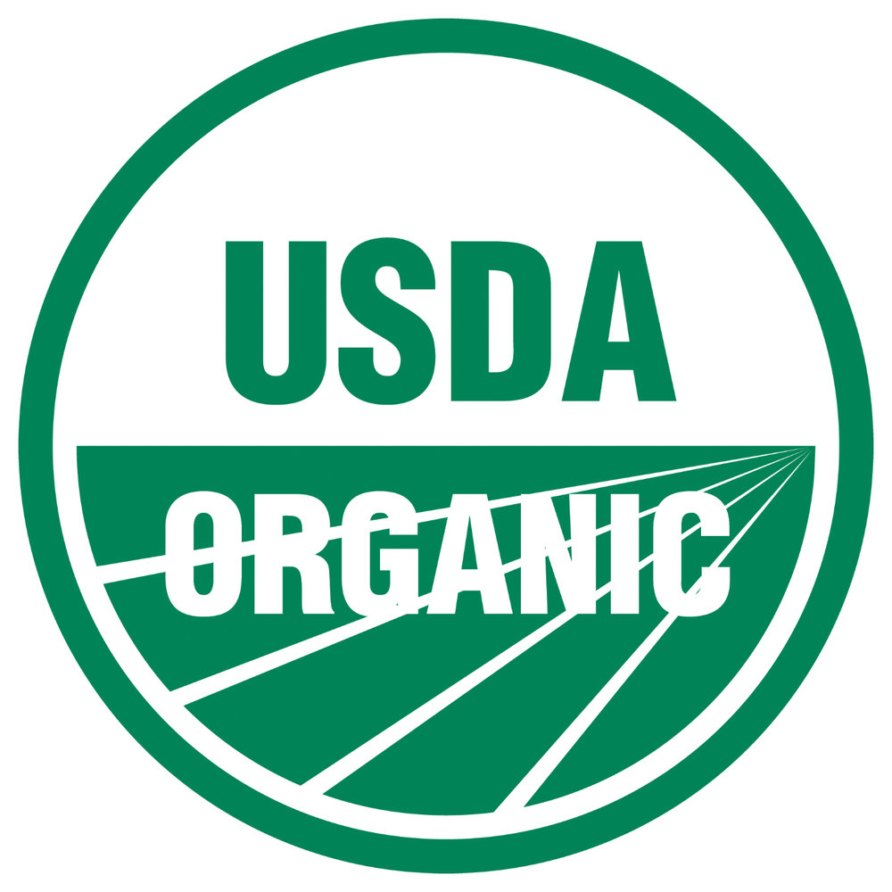 This product has been certified Organic by the United States Department of Agriculture -