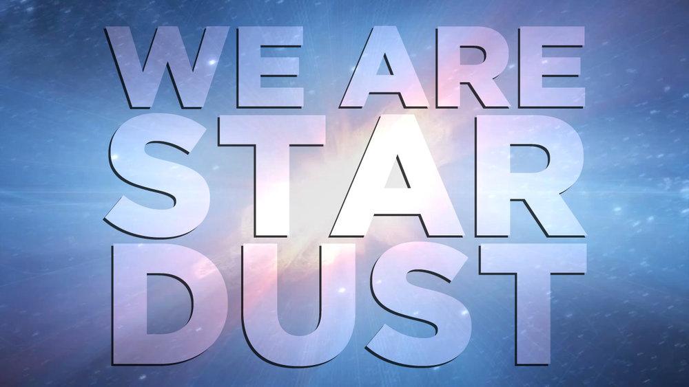 Resultado de imagem para science music we are stardust