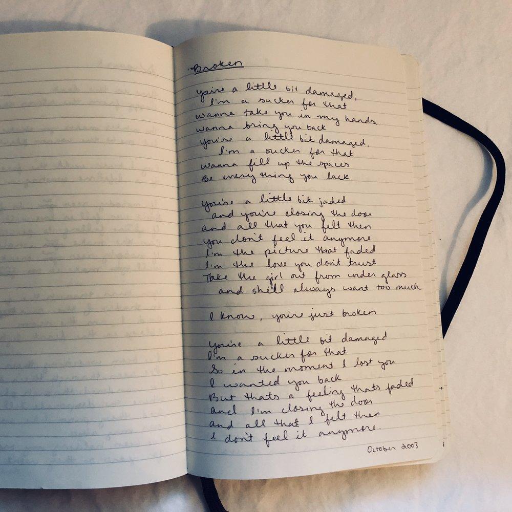 Broken journal entry.JPG
