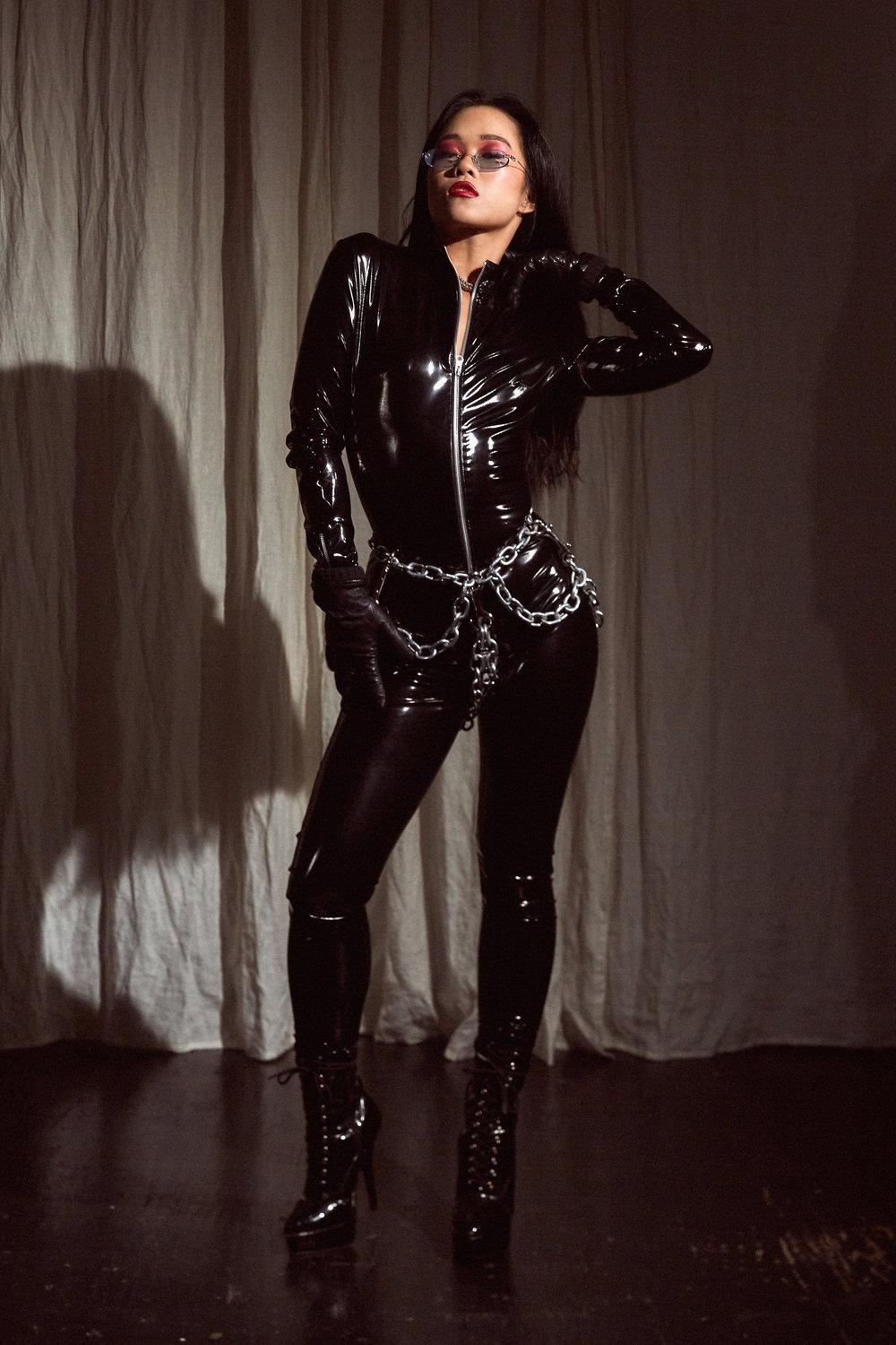 BDSM and Fetish Professional Empress Wu