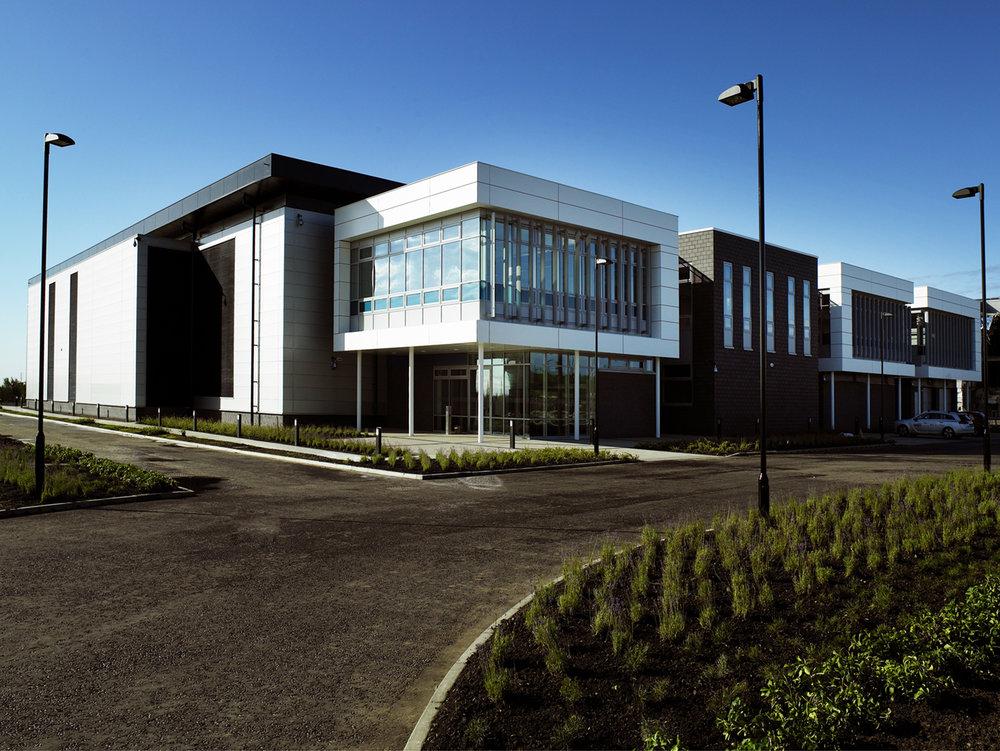 The Stellium data centre, Cobalt Business Park, North Tyneside