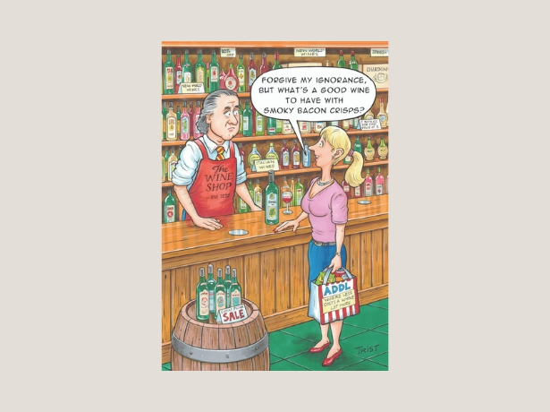 Rainbow - Our best-selling Rainbow range is a favourite amongst laughter-lovers.Rainbow is one of the UK's longest-established humorous card collections, so if you're looking for cheeky captions to make you chuckle, look no further.