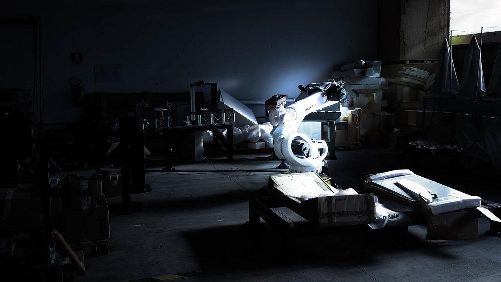 Robot Warehouse -