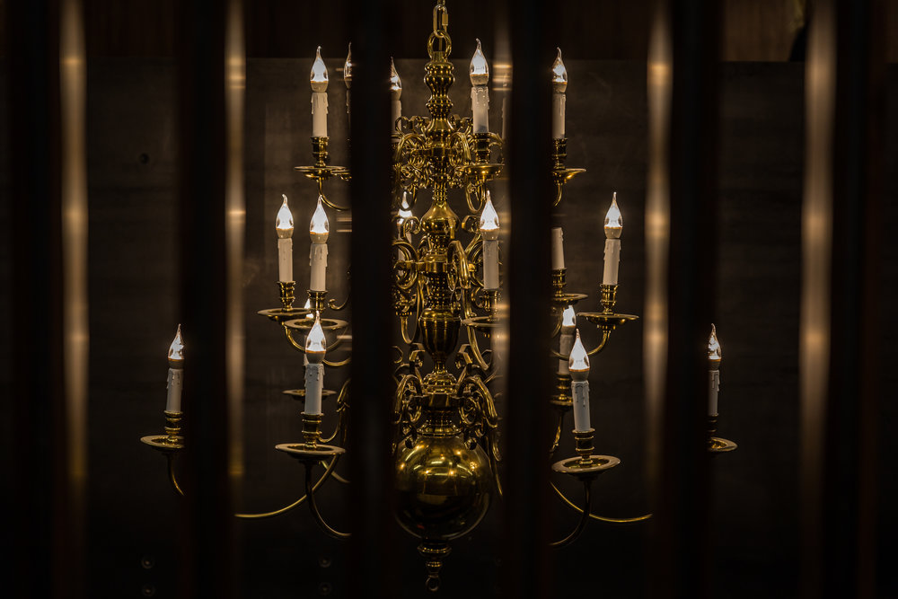 Original Chandelier from the Royal College of Pathologists