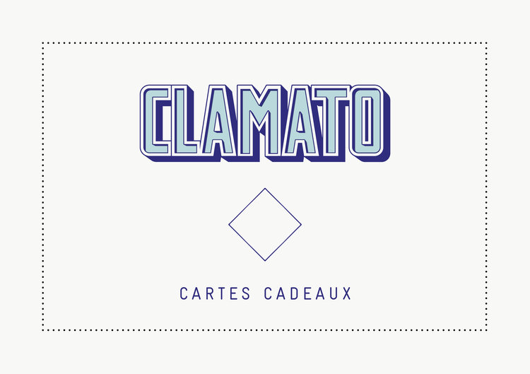 LES CARTES CLAMATO